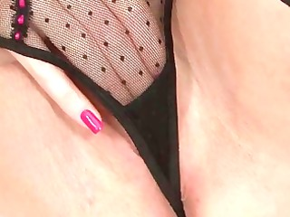 desperate milf bitch pushing dildo inside black