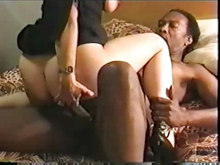 swinger woman whore with her huge ebony
