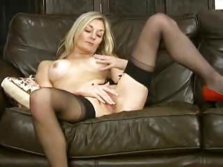 mature babe masturbation#1