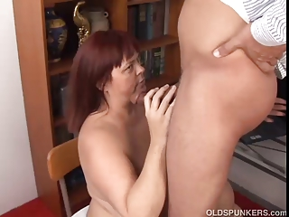 giant bossom grownup bbw likes to lick libido