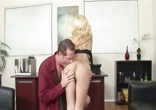 311yo golden-haired seduces school principal