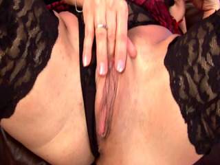 older nika pleases with herself - czechsuperstars