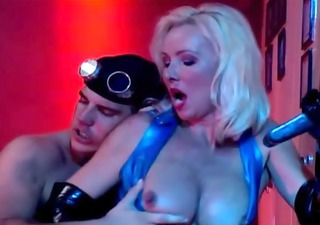 helen duval in latex, drilled hard and sucks