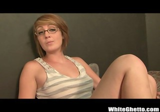 tattooed milf takes a creampie for extra cash