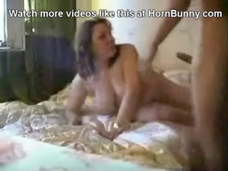 milf and son caught drilling - hornbunny.com