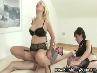 grown-up bondage femdom bang