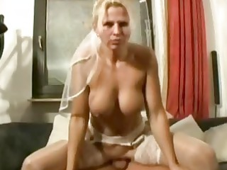 fresh homemade three people with dirty milfs