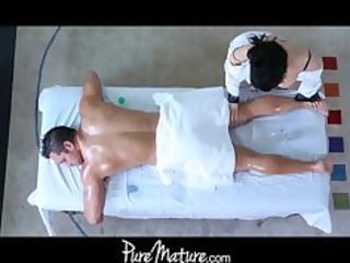 puremature milf massage ass sex
