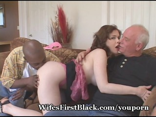 wifes kitty shooting brown cumshots out