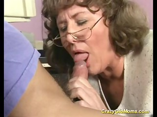 eager elderly mommy gets unfathomable prostitute