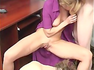 house russian mature mother with two guys