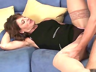 super milf hoe sucks her sons friends giant boner