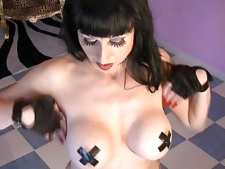 softcore mature babe pleasure with busty brunettes
