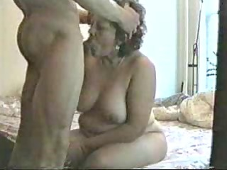me and my horny aunt. she dont agree my white