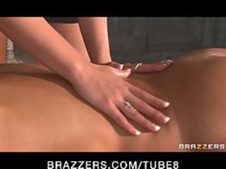 big tit milf massage turns inside rough 69
