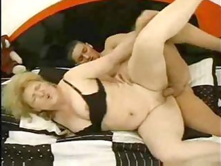 grownup euro chick fucks a muscle hunk