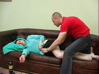 boy banged his naughty woman