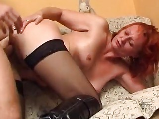 drilling a cougar ginger