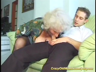 granny and amateur