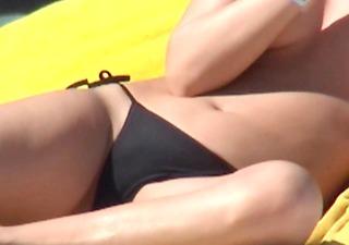 incredible new russian pair wife beach punta cana