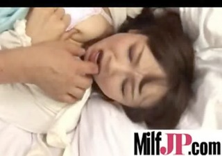 japanese milfs gets team-fucked truly hard