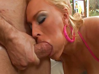 naughty blond takes what she wishes