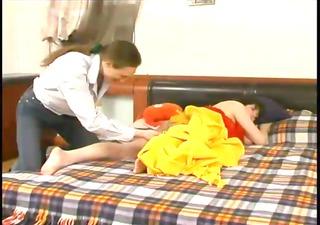 russian son screwed sleeping mamma