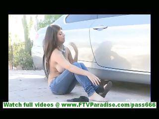 leila beautiful latino mature babe with huge