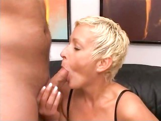 blonde grownup having prostitute fisted hard