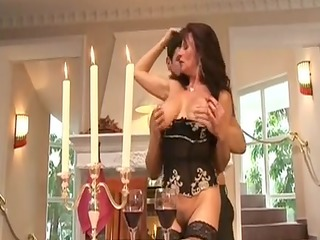 mature doxy groupfucked by rich male
