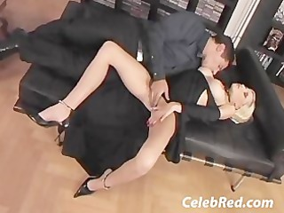 italian milf gangbangs her sons lover kissing