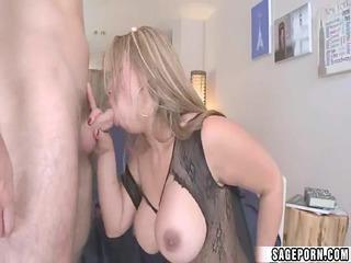 desperate mature babe oral fucked