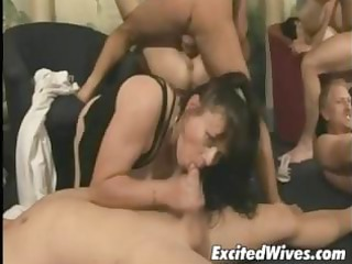 crazy grownup granny group fuck deed