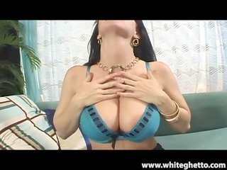 big boobs hairy milf rayveness takes point of