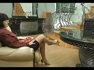 lesbian mature angel has awesome afterparty